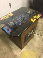 Cocktail Arcade Cabinet Kit Ms Pacman Arcade Gaming Ebay