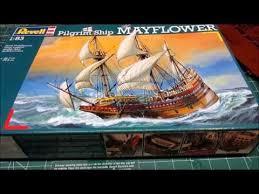 revell 1 83 mayflower model kit thanksgiving review
