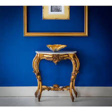 Gold Console Table Versailles Gold Shabby Chic Console Table Small