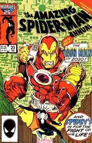 amazing spider man annual vol 1 20 marvel database fandom