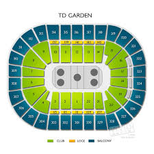 Td Garden Layout Td Garden Concerts Seating Information For Boston Arena Concerts