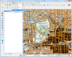 Google Map Types Digitizing Map Data U2014 Qgis Tutorials And Tips