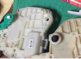 honda civic 2005 door lock actuator repair part proper fit youtube