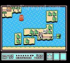 mario bros 3 maps mario bros 3 walkthrough 3 water land side