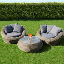 Rattan Patio Table And Chairs The Benefits Of Outdoor Rattan Furniture Wearefound Home Design