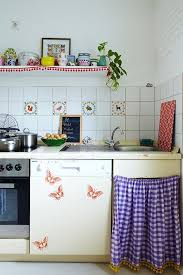 Kitchen Cabinet Curtains 216 Best Decorating Curtains On Cupboards U0026 Under Sinks Images