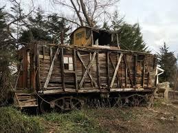 nice caboose pennsylvania rr caboose