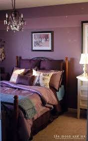 bedroom mesmerizing image of plum colored bedroom decoration