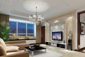 Interior Decoration In Home Wallpaper Design For Living Room That Can Liven Up The Room