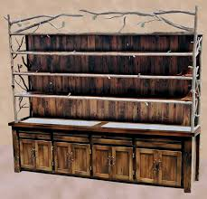 Kitchen Sideboard Hutch China Cabinet Lodge Display Cabinet Sideboards Dining Room