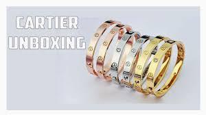 love cartier bracelet ebay images Valuable design ideas cartier love bracelets bracelet unboxing is jpg