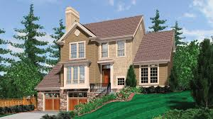mascord house plan 22147 the hillview