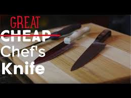 best affordable kitchen knives best chef s knife for 20