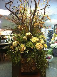 artificial floral arrangements centerpieces large silk floral arrangement 2047384 weddbook