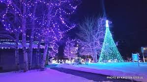 tell us where are the best christmas lights displays in great f