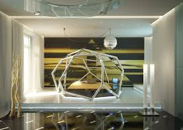 bedroom decor bedroom lighting high tech home futuristic