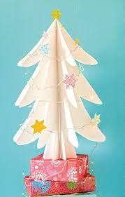 14 best cardboard christmas tree crafts images on pinterest