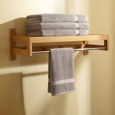 Small Heated Towel Rails For Bathrooms Bathroom Design Towel Shelves For Small Bathrooms Towel Holders