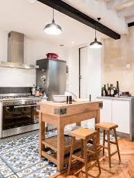 plan de travail cuisine en zinc cuisine avec un plan de travail en zinc photos et idées déco de