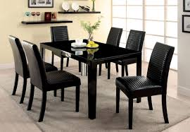 Black Lacquer Dining Room Chairs Awesome Black Lacquer Dining Room Set Photos Home Design Ideas