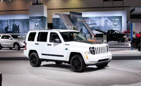 2012 jeep liberty sport suv 2012 jeep wrangler and liberty arctic special editions mush out of