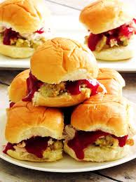 thanksgiving leftover gameday sliders berly s kitchen