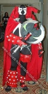 Spawn Costume Coolest Homemade Spawn Costumes