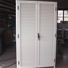 armadio da esterno in alluminio infissi e serramenti luigi adornetto profili in alluminio