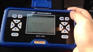 superobd key programmer skp900 for ford focus youtube
