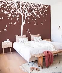 uncategorized wall tree cozy bedroom ideas birch tree wall decal large size of uncategorized wall tree cozy bedroom ideas birch tree wall decal tree wall