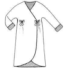 patron robe de chambre femme gratuit patron n 165 robe de chambre 4 10 ans réversible fregoli kits