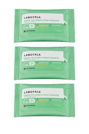 leaders cosmetics labotica green tea lip u0026 eye makeup remover
