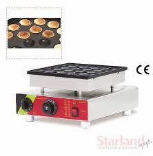 220v kitchen appliances poffertjes machine 110v 220v small pancake machine with non stick