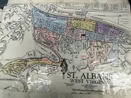 map of st albans st albans roadside park 2 photos albans wv roverpass