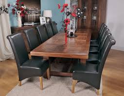 Huge Dining Room Tables Oversized Dining Room Table Benefits Extra Large Dining Table With