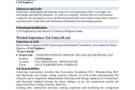 Civil Engineering Resumes Sample College Interview Resume Goals Essay Template Cheap Term