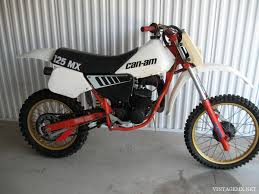 125 motocross bikes vintage can am motorcycles can am parts and apparel vintagemx net