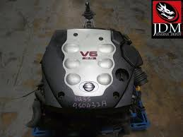 nissan 350z jdm parts nissan 350z fairlady z z33 3 5l v6 engine 6spd trans wiring ecu