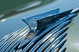 1934 chrysler airflow ornament 4 photograph by reger