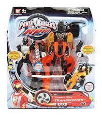 amazon power rangers rpm formula wolf transporter black
