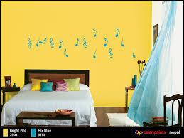 wall fashion nepal stylish paints nepal painting trends nepal