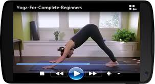 yoga tutorial videos android apps on google play