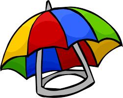 Clip Umbrella Umbrella Hat Club Penguin Wiki Fandom Powered By Wikia