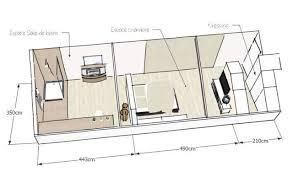 cuisine fonctionnelle plan cuisine fonctionnelle petit espace 9 combles am233nag233s 10