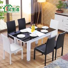 Retractable Dining Table China Glass Dining Table China Glass Dining Table Shopping Guide