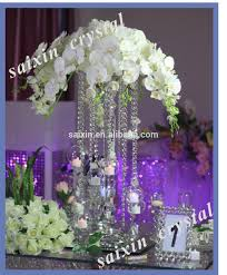 wedding table decorations candle holders new bling crystal flower candle holders wedding table decorations