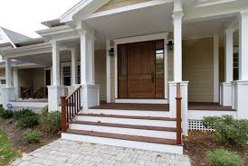 front porch traditional exterior boston by hawthorn builders