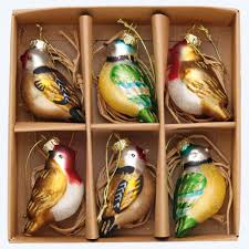 tree ornaments birds rainforest islands ferry