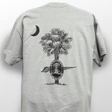Tree Shirt Hp Palmetto Wing Tree T Shirt