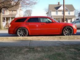 f s 2006 inferno red magnum srt8